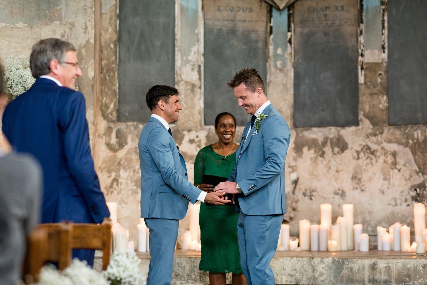 wedding ceremony asylum london