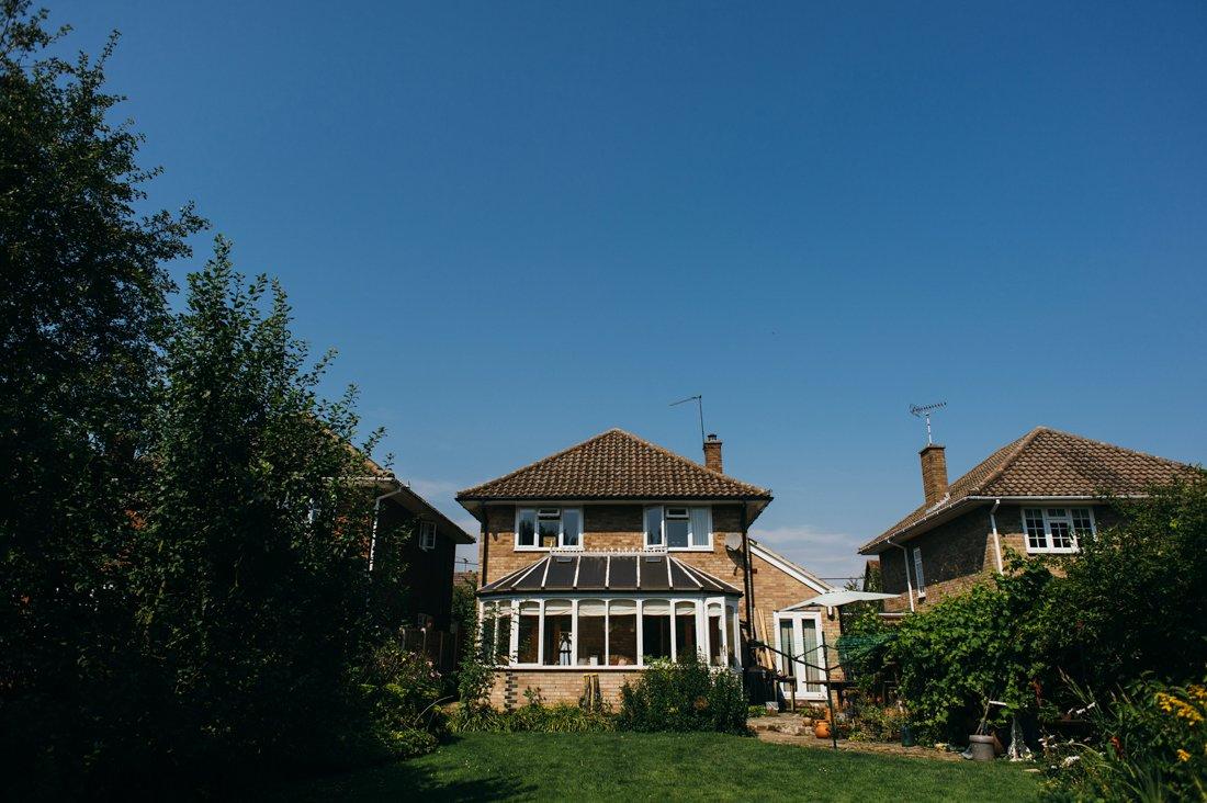 an essex suburban family home