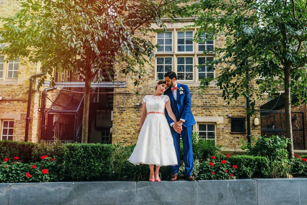 west london wedding photographer colourful vintage wedding-27