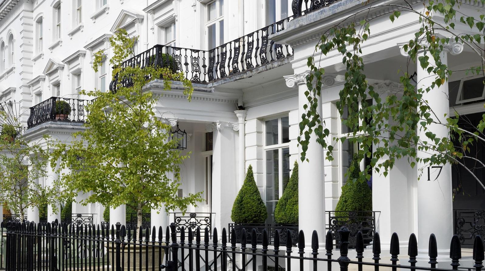 leafy kensington street london