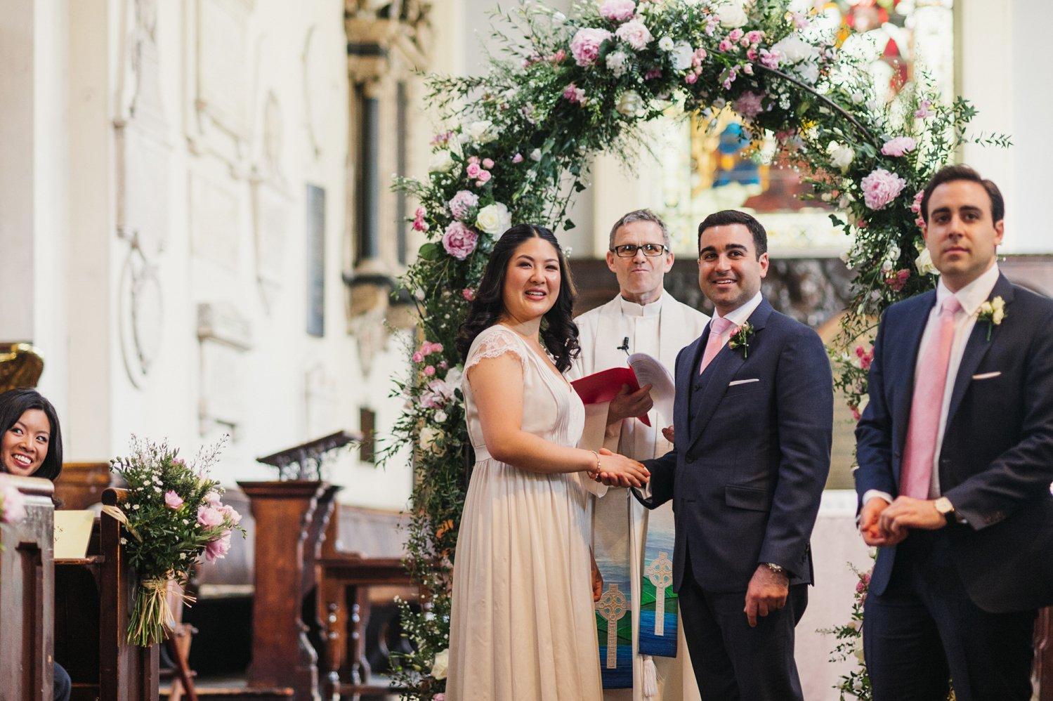 Cheap Wedding Photography Birmingham: Bermondsey Wedding Photography