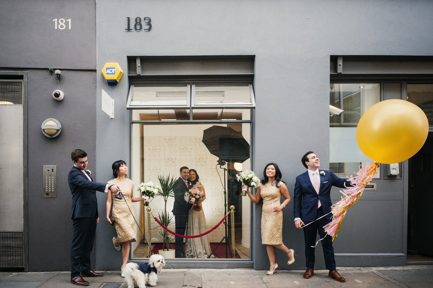Zucca Bermondsey Wedding Photography-45