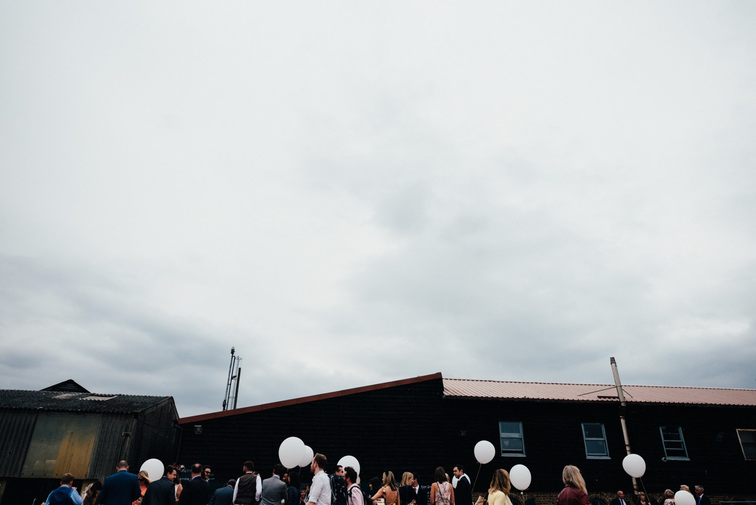 Creative Destination wedding photography Whitstable Lobster Shack Kent
