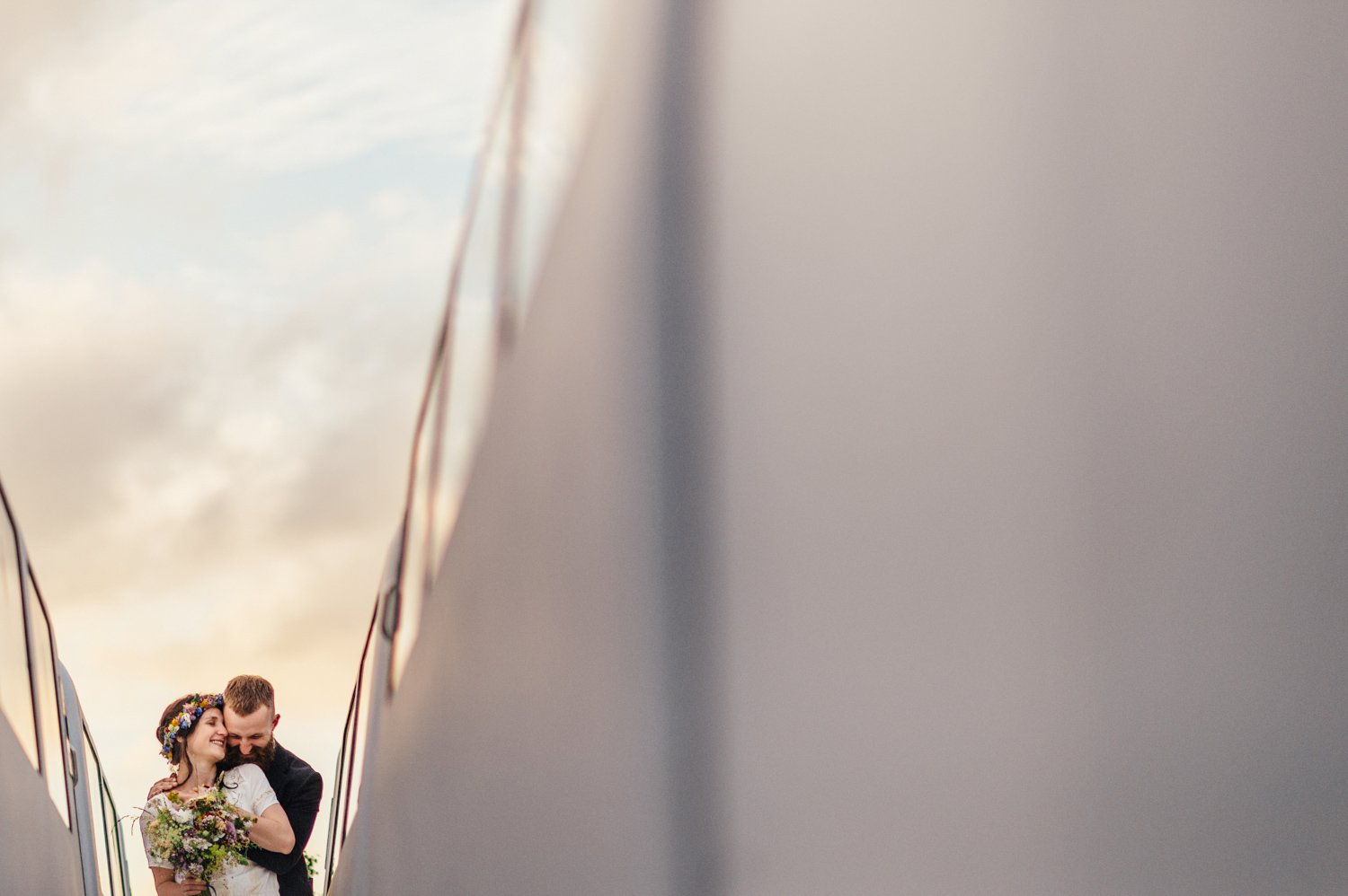 Romantic wedding photographer BABB