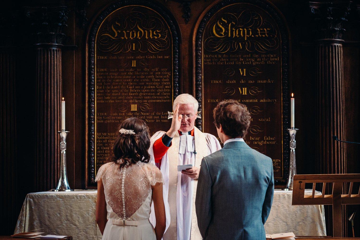 Temple Church Wedding Photography Brixton-5