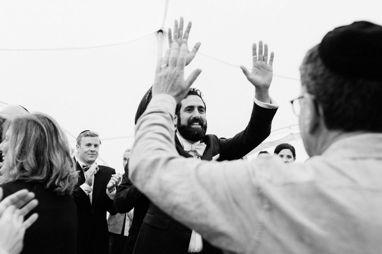 The Perch Inn Jewish Wedding Photographer Oxford-21