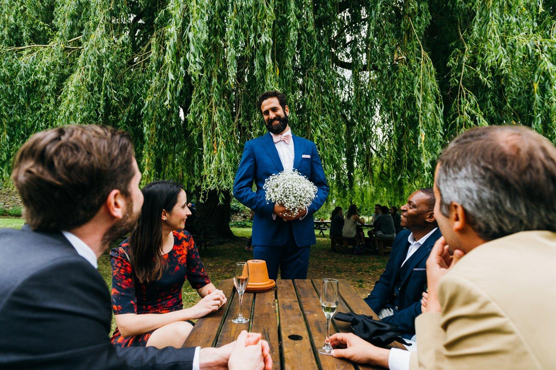 The Perch Inn Jewish Wedding Photographer Oxford-29