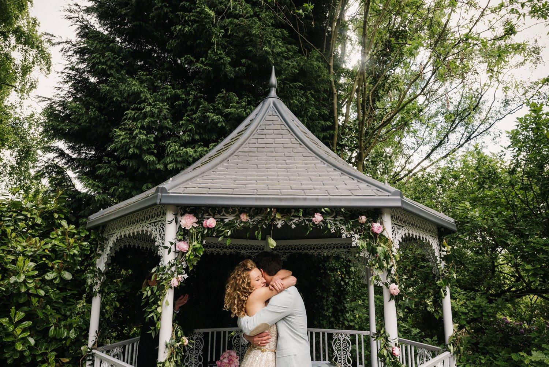 Alternative wedding photography Durham