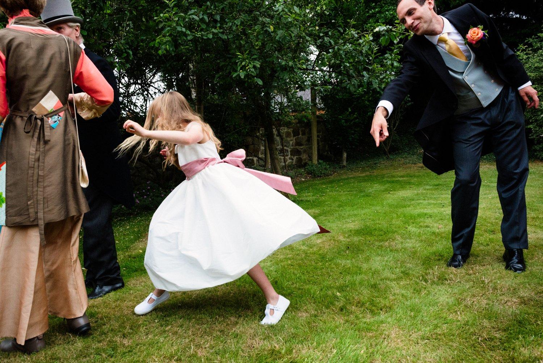 garden tipi wedding wiltshire wedding photographer-42