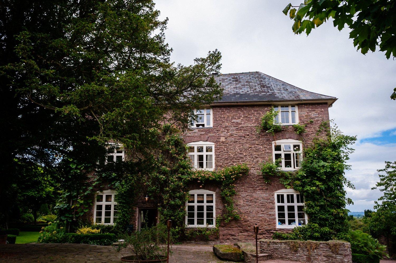 Dewsall Court Herefordshire BABB