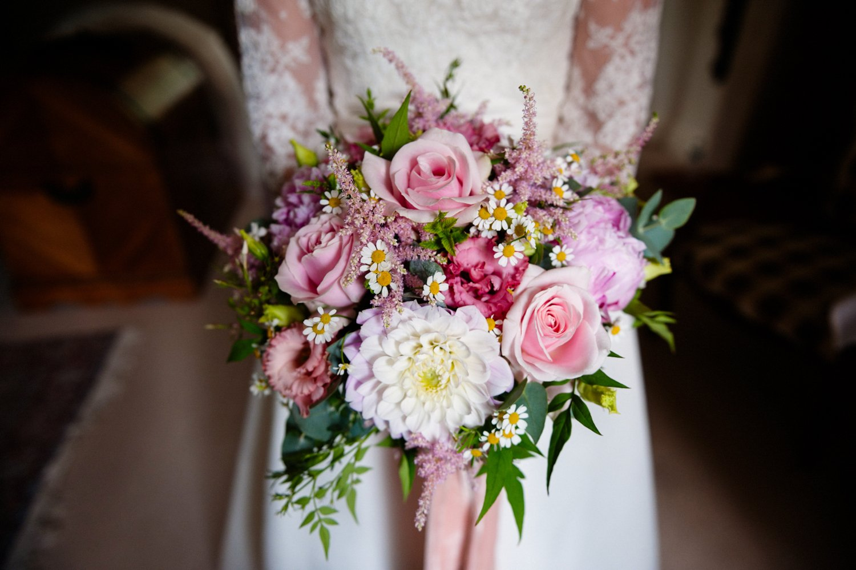 Herefordshire Flower Studio bouquet