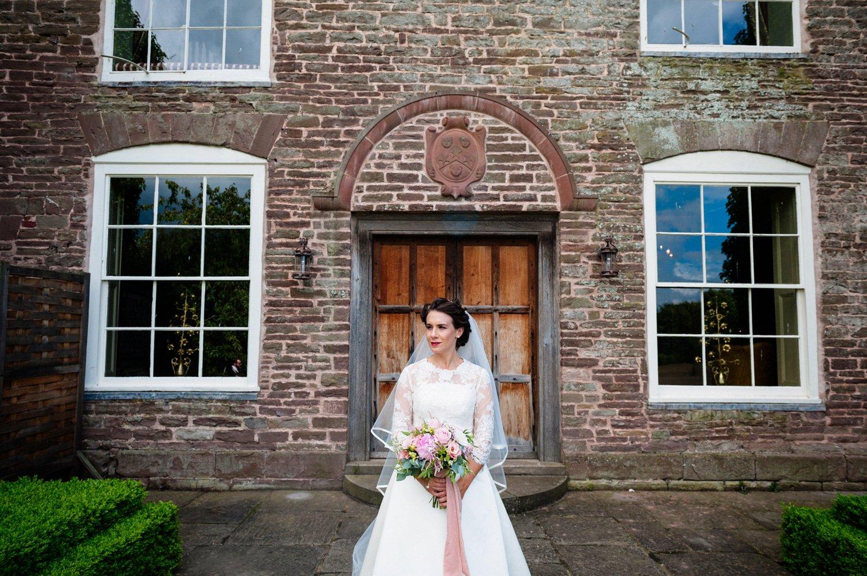 Grafton Manor Wedding Dress Shop bride