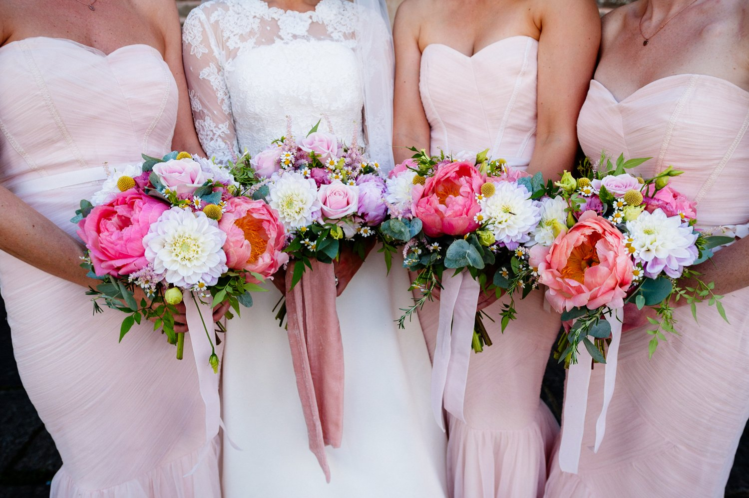 Herefordshire Flower Studio bouquets