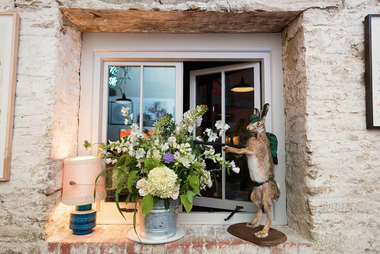 Common Farm Flowersbouquet Somerset wedding