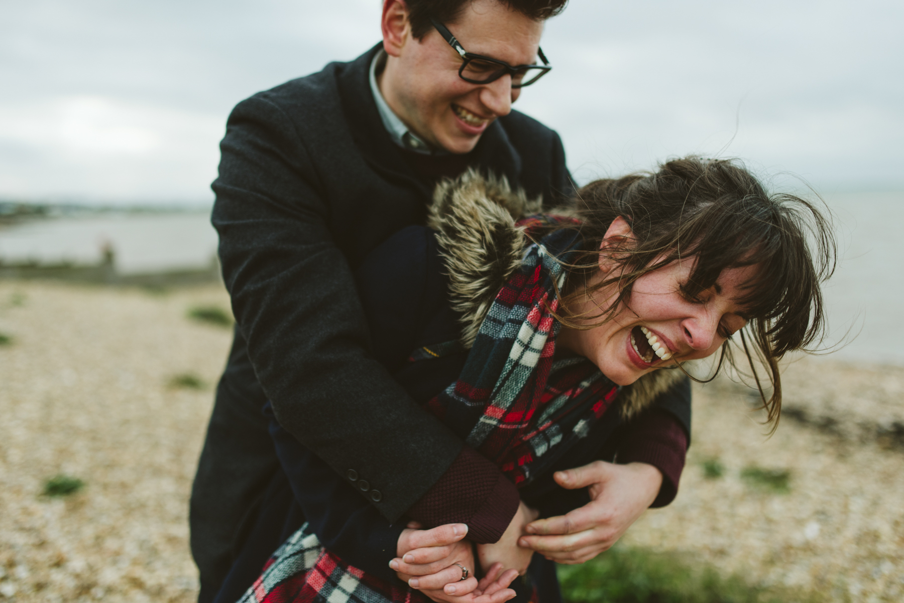 Whitstable Engagement Photography Babb