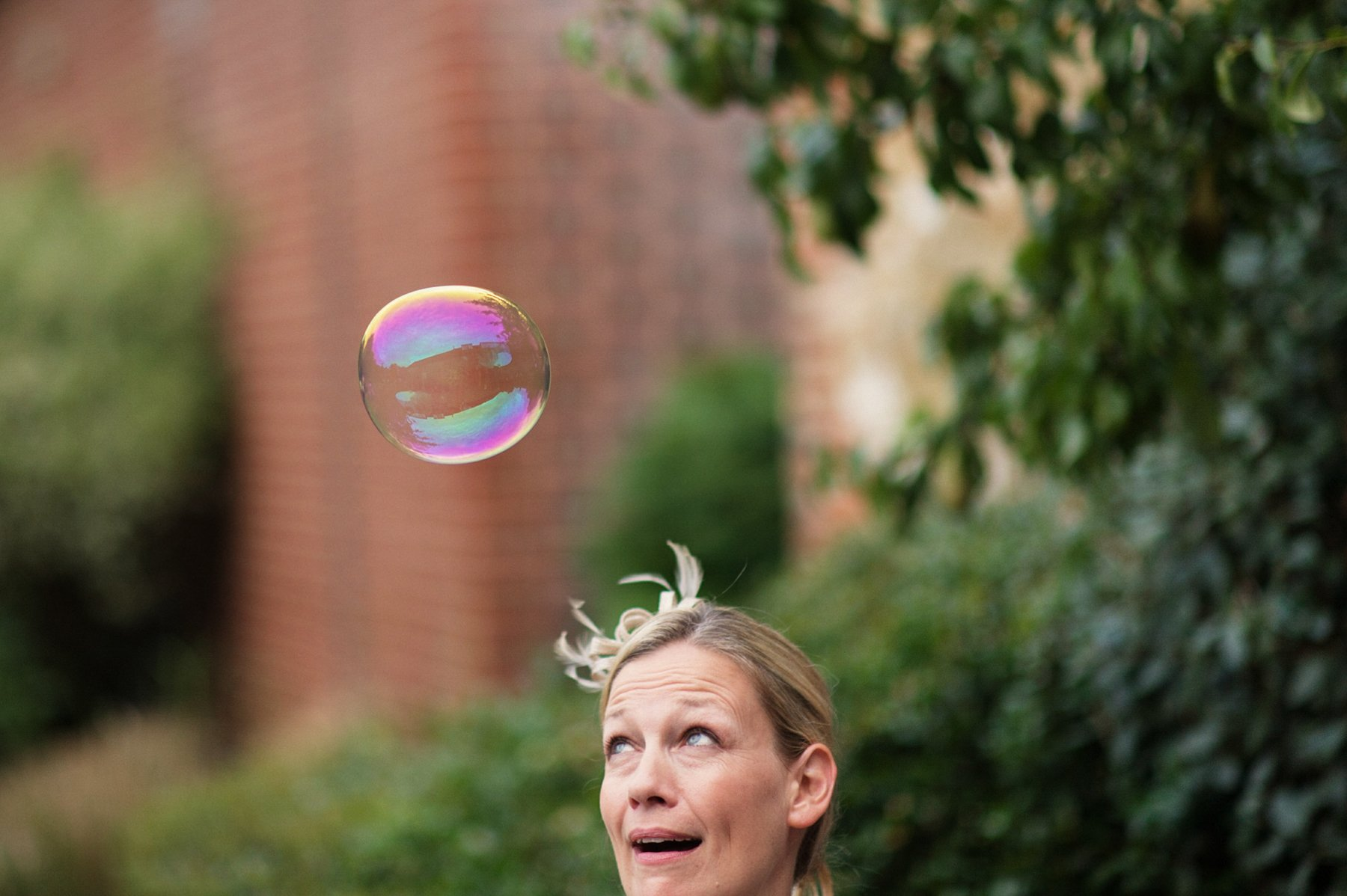 Fun alternative wedding photography Babb