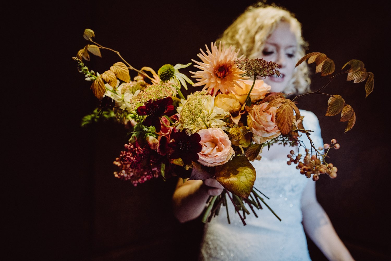 Pyrus autumnal bridal flowers Scotland