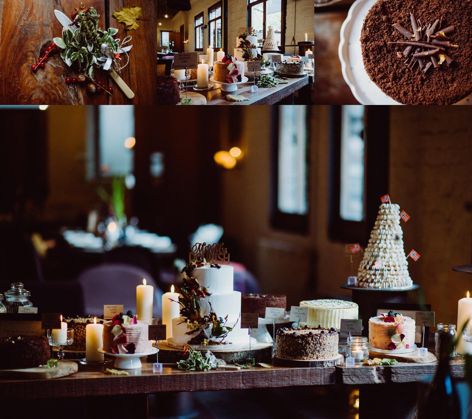 Timberyard wedding venue Scotland