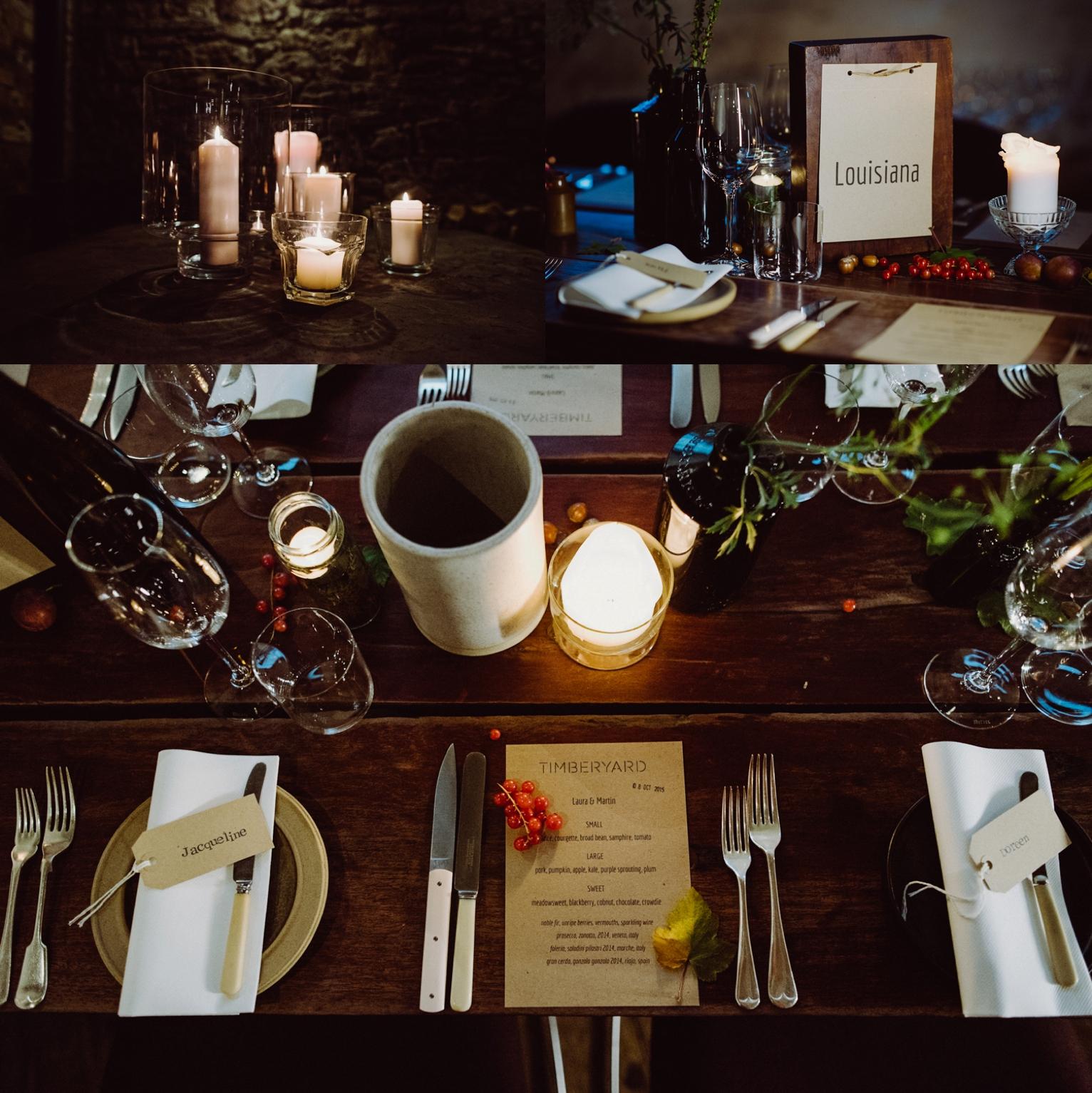 Wedding Reception Venue Hire Edinburgh Scotland: Timberyard Wedding Edinburgh