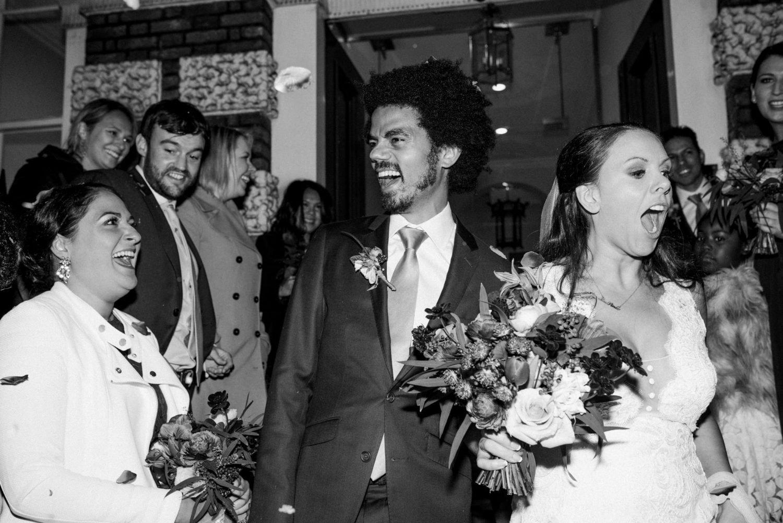 Hoxton Hotel Wedding Photography-26