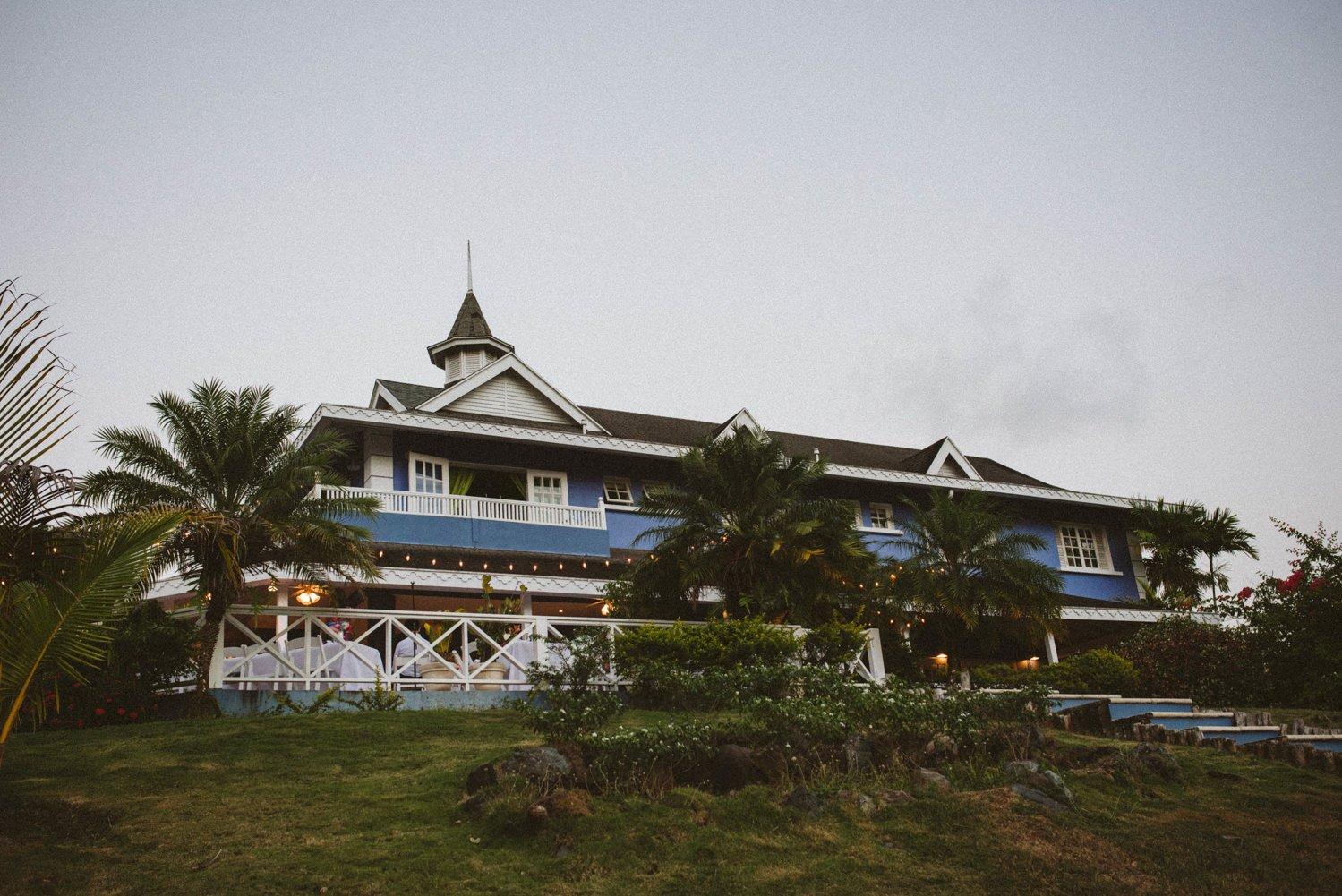 Villa Petrus Tobago wedding photography