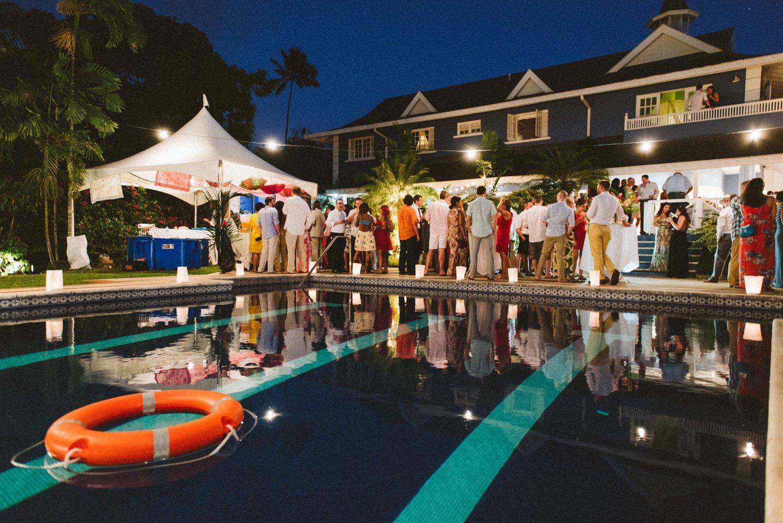 Villa Petrus Tobago wedding destination