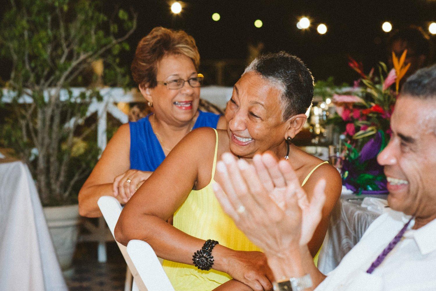 Alternative destination wedding photography Tobago