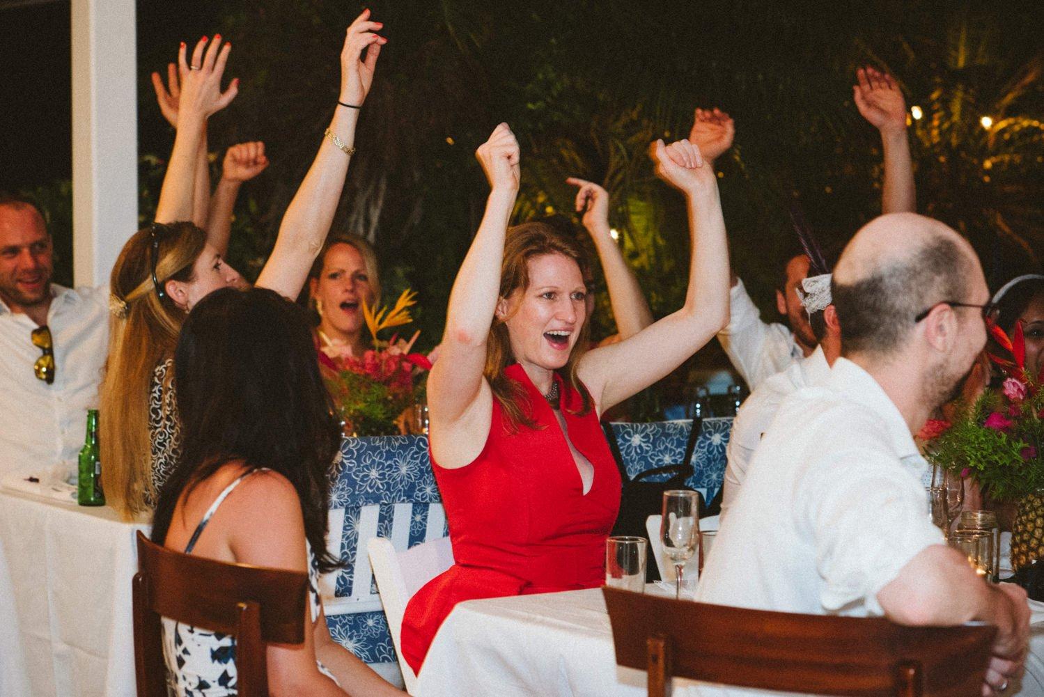 Fun Tobago wedding photography Babb Photo