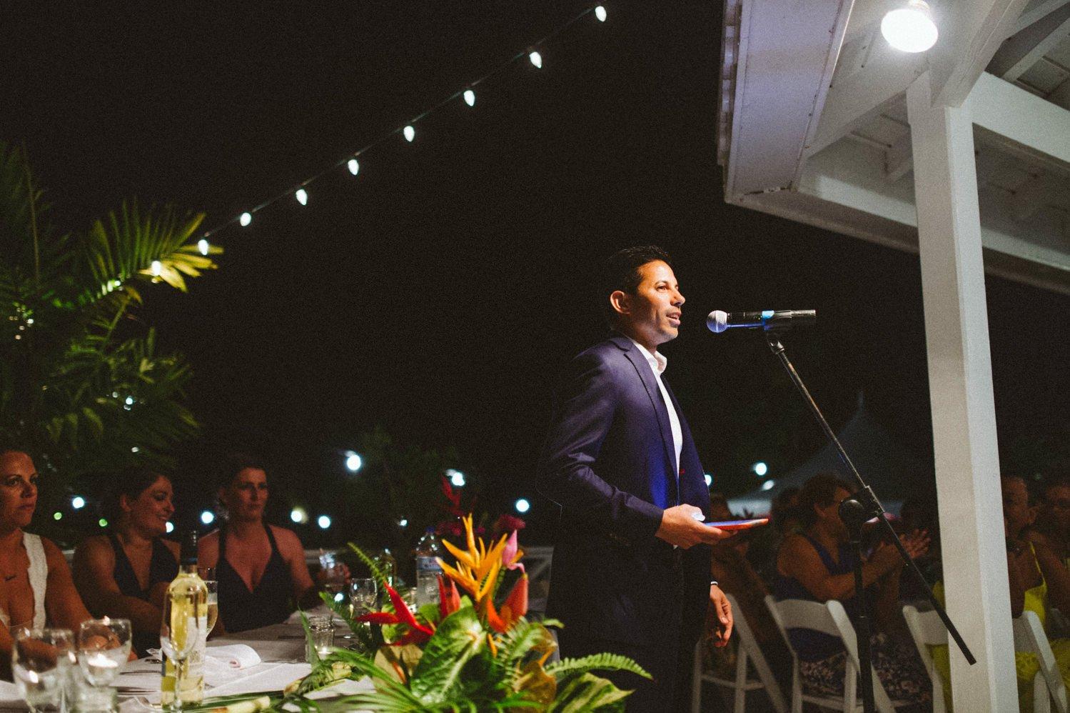 Alternative wedding destination Tobago