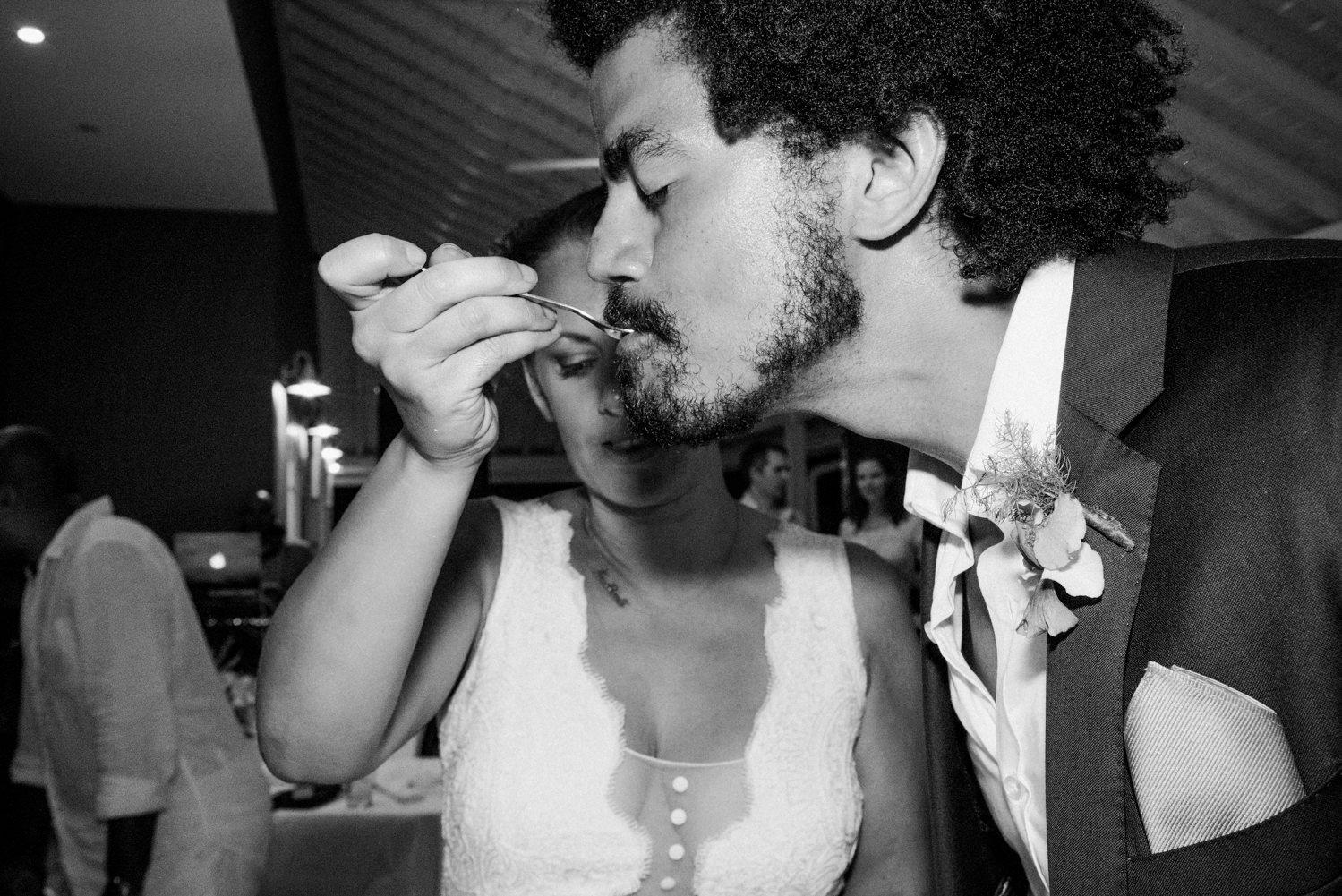 Alternative destination wedding photographer Tobago