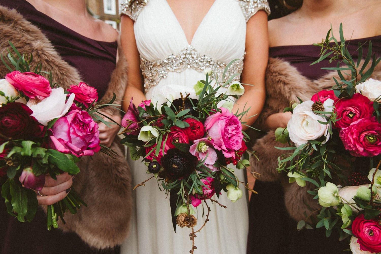 That Flower Shop bridal bouquets London