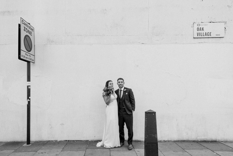 Stoke Newington wedding photographer