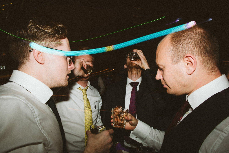 Alternative wedding photographer London