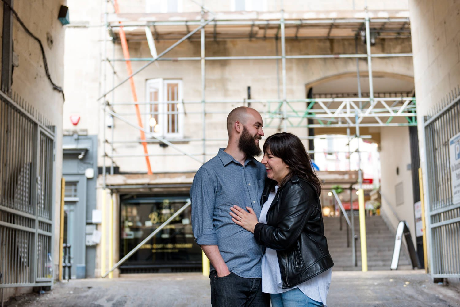 Urban Engagement Photography Bath