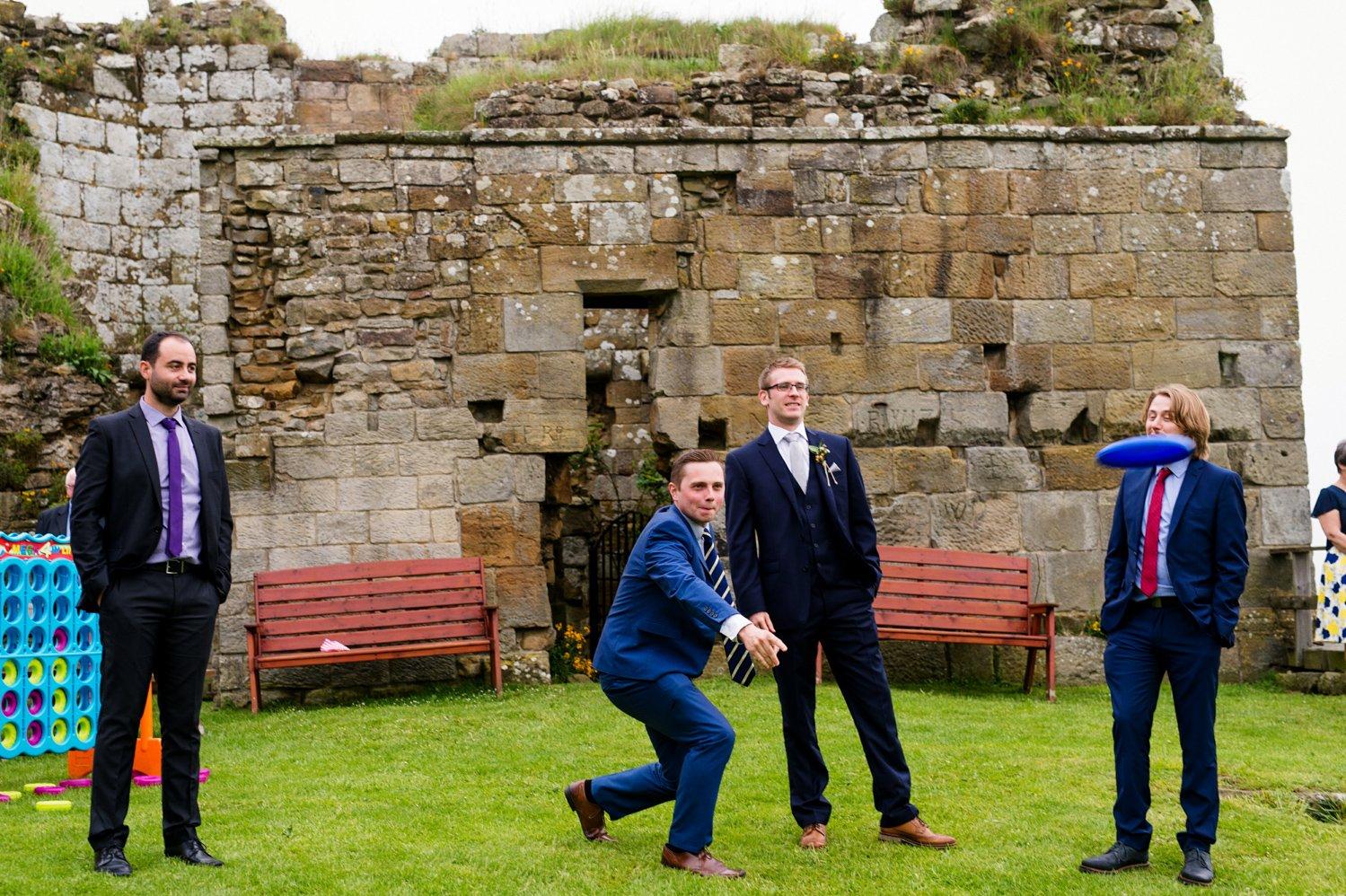 Danby Castle Wedding Katy Ross-72