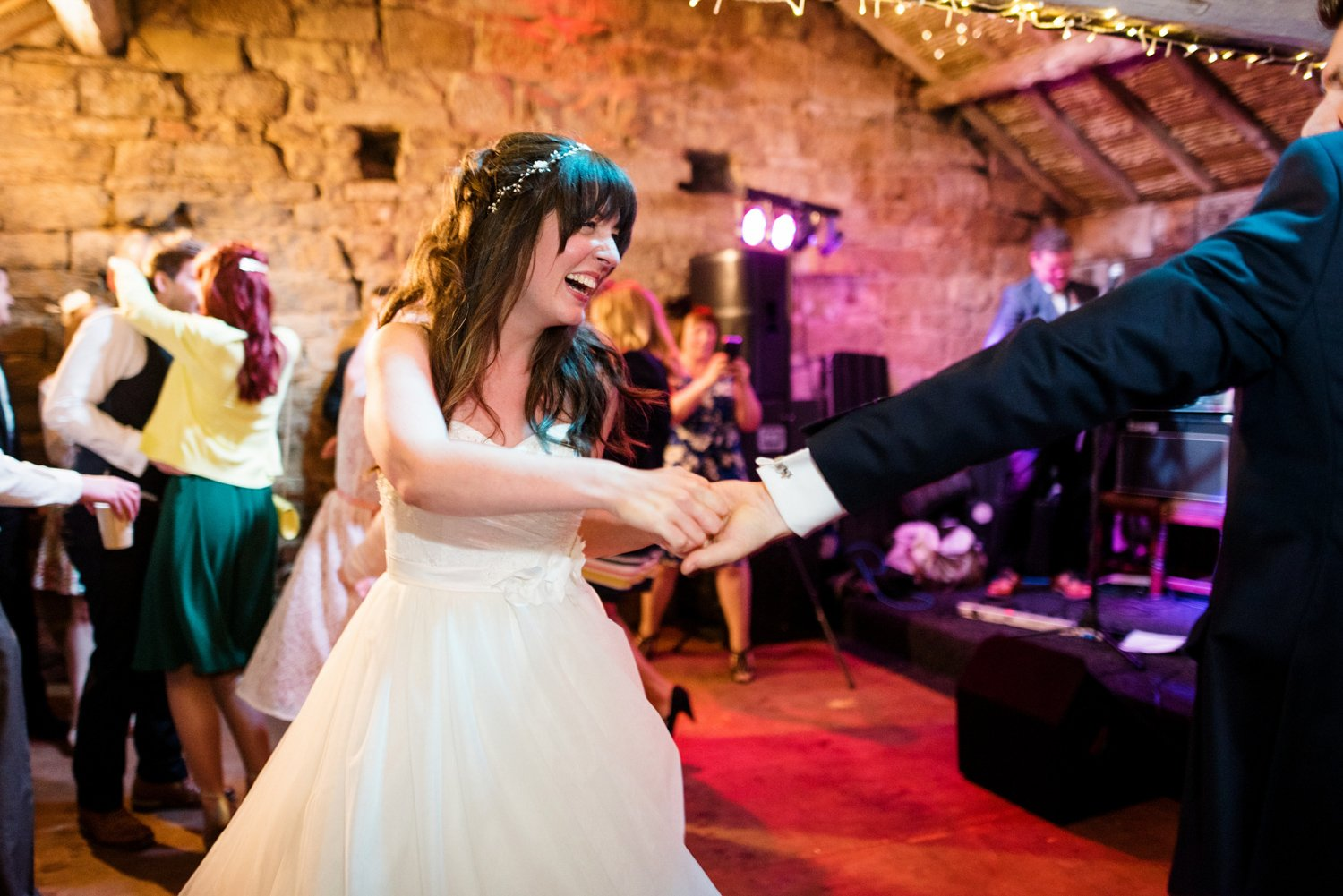 Whitby Wedding Photography Danby Castle