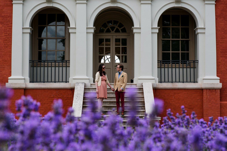 Kew Gardens Engagement Shoot-15