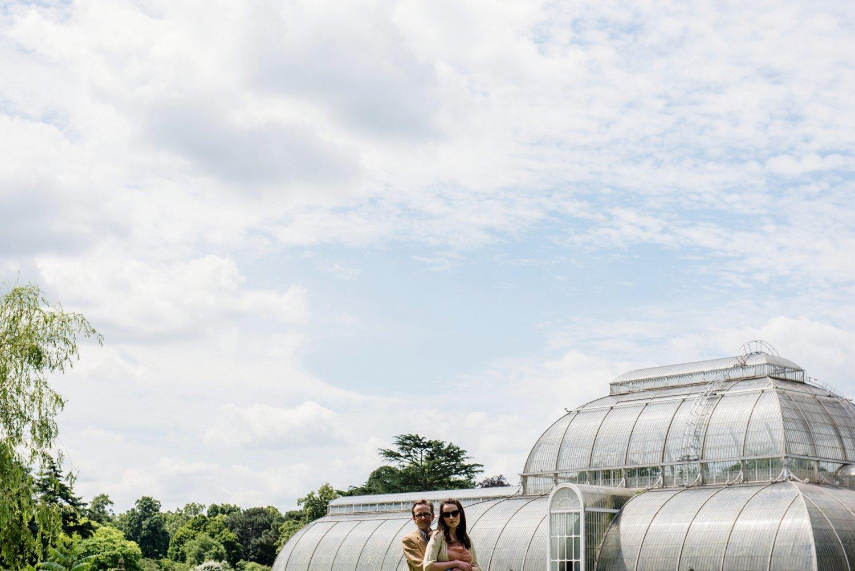 Kew Gardens Engagement Shoot-18