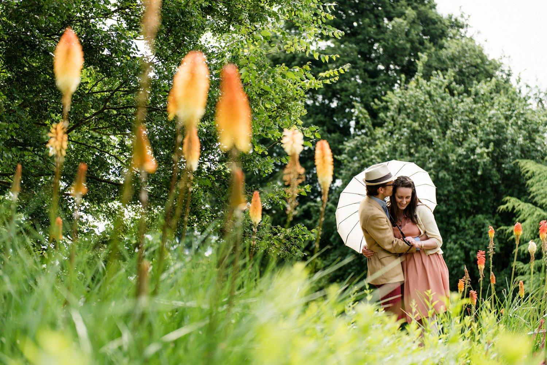 Kew Gardens Engagement Shoot-5