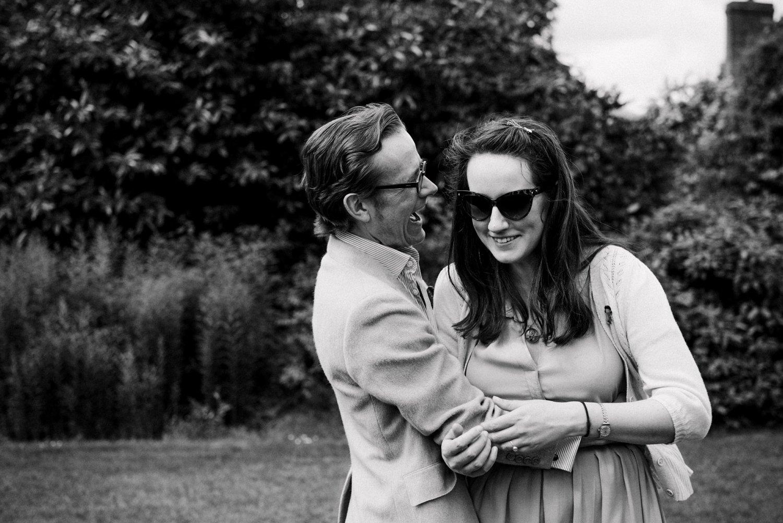 Kew Gardens Engagement Shoot-7