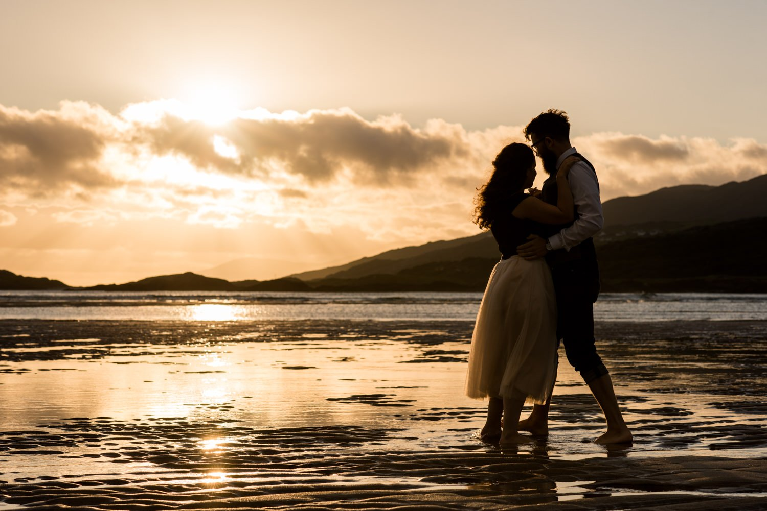 Creative story telling destination wedding photography