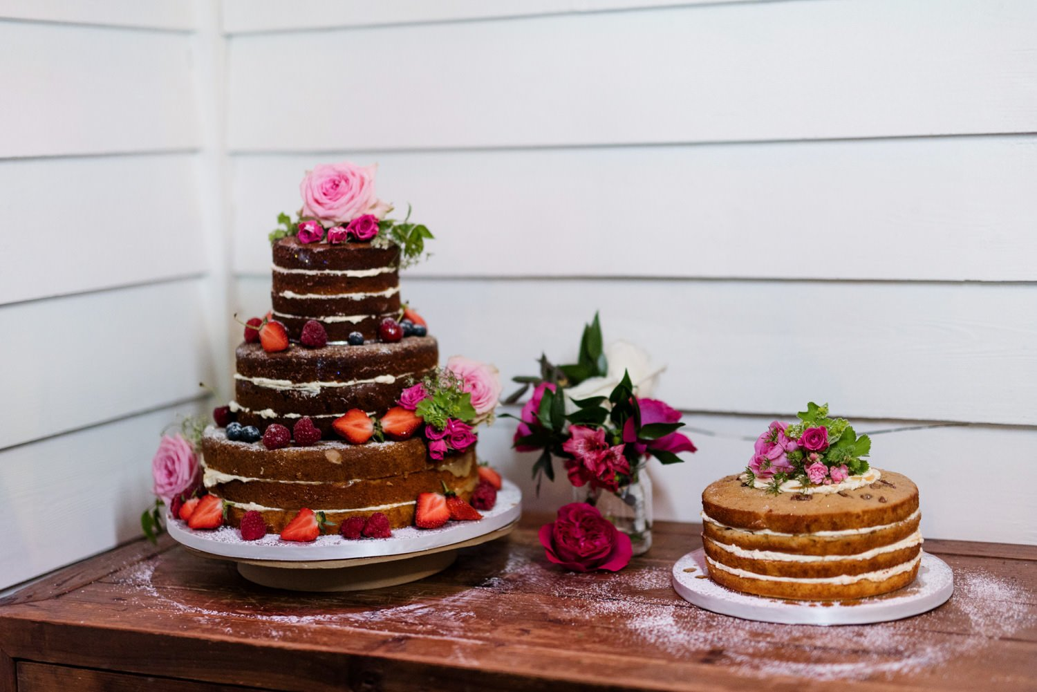 Rosanne Hollowell yummy wedding cakes Devon