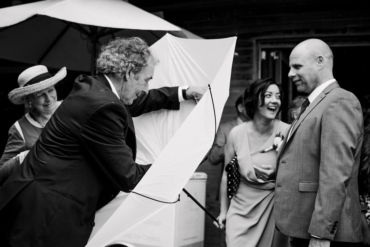 Story telling documentary wedding photography Devon