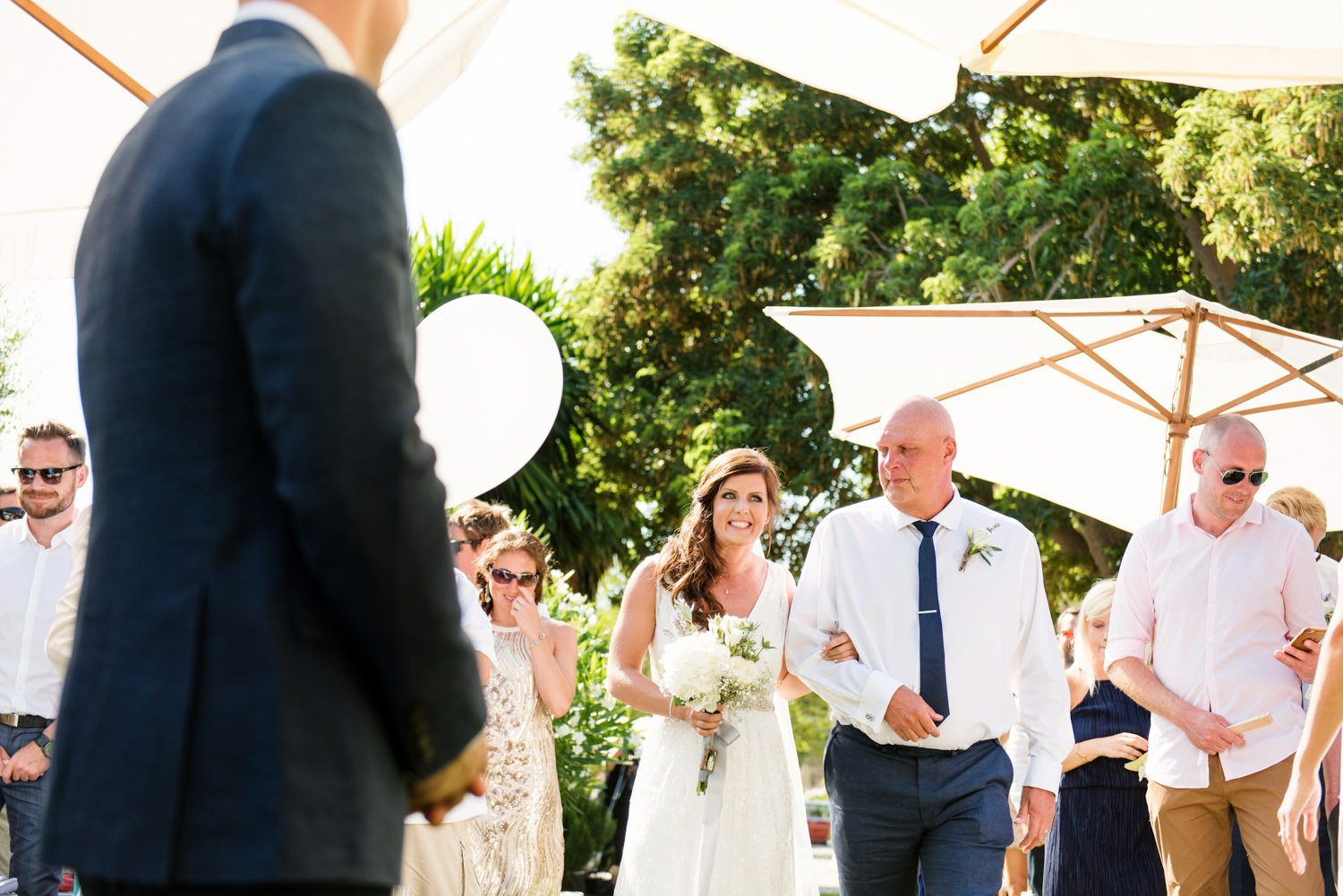 Mallorca wedding photographer Babb Photo
