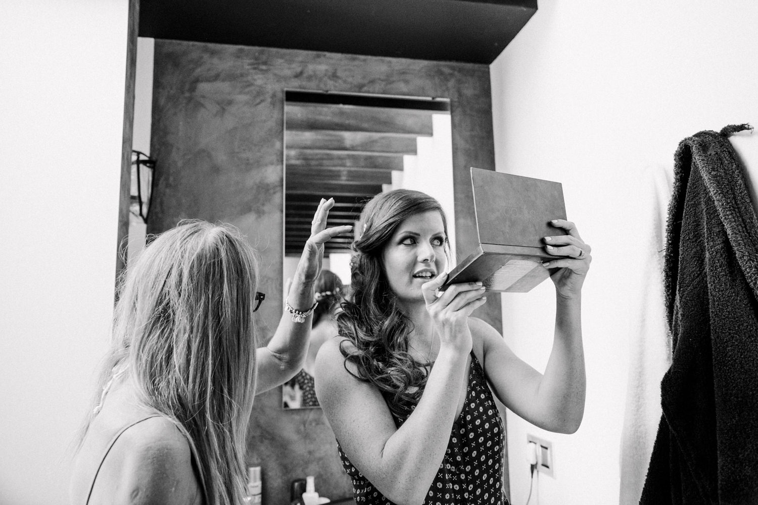 Tanya Klingler hair and make up artist Destination Wedding Photography