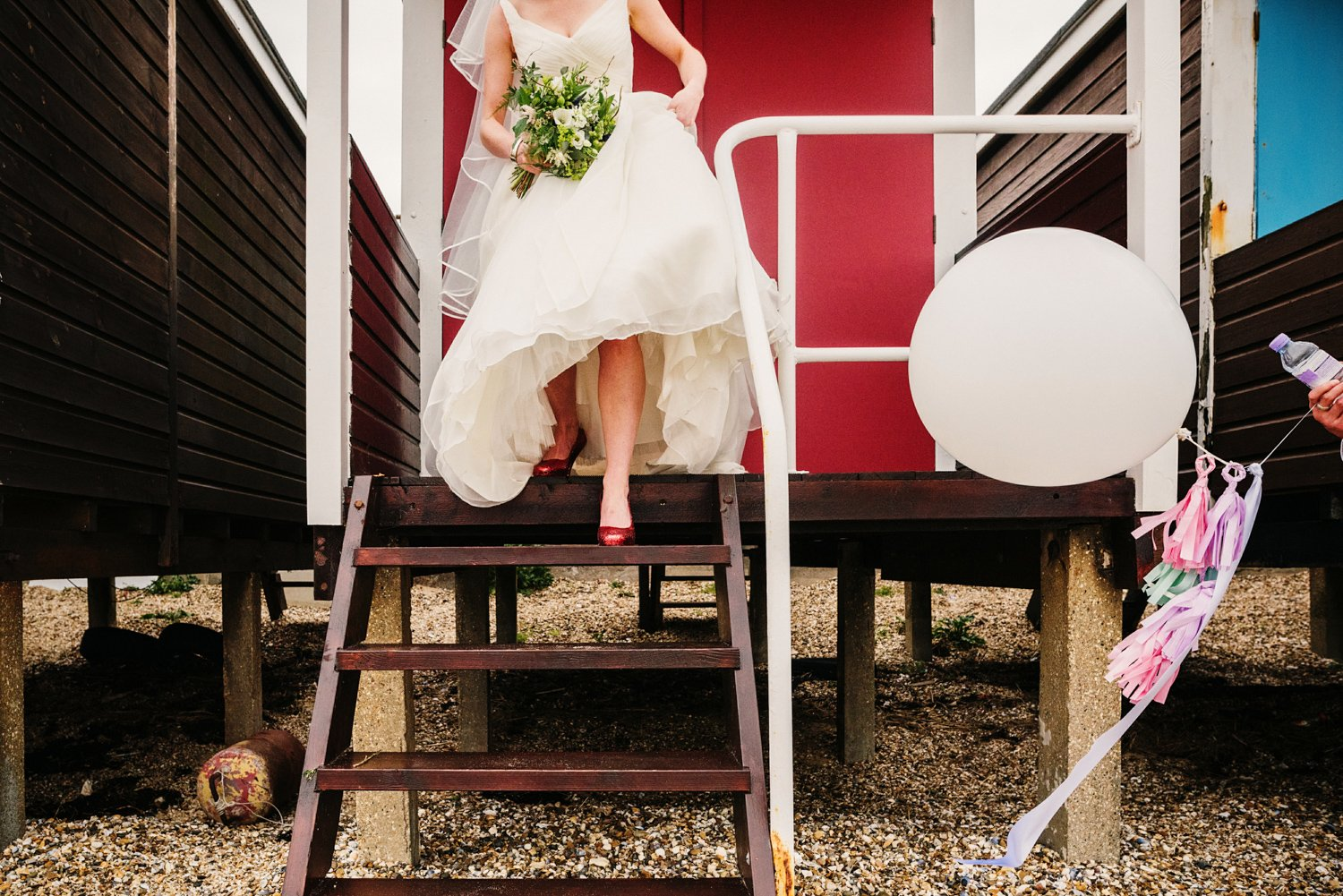 Award winning quirky wedding photography Bath