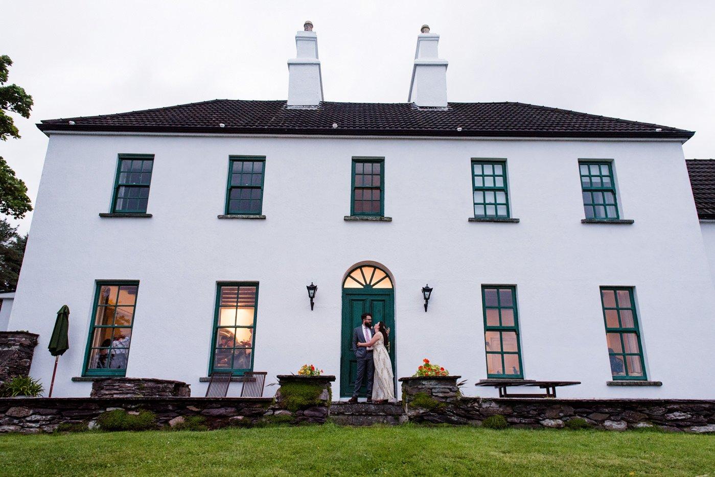 Westcove House wedding photography