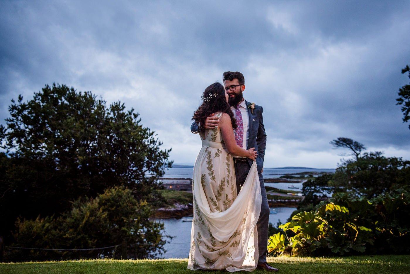Alternative destination wedding photography Co Kerry Ireland