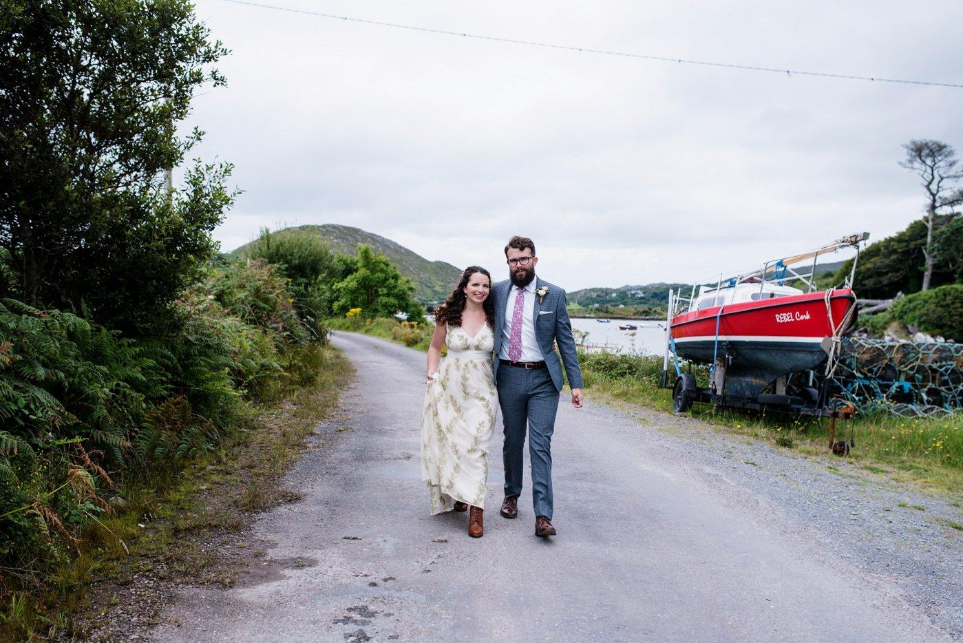 Destination wedding photography Co Kerry Ireland Babb Photo