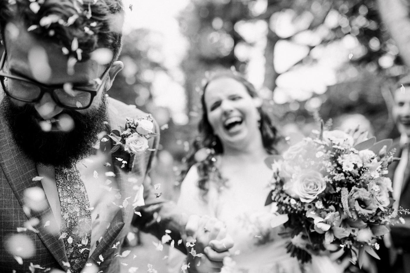 Creative bohemian wedding photography Co Kerry Ireland